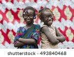 African Children Having Fun...