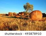 Devils Marbles  Australian...