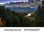 View Of Snake River From...