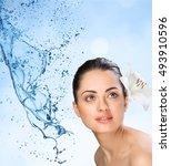 face.   Shutterstock . vector #493910596