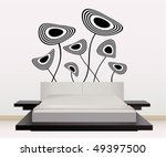 wall decoration | Shutterstock .eps vector #49397500