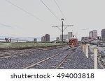 Graphic Picture Of Railroad...