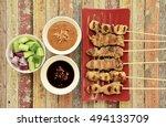 Indonesian Chicken Satay Or...