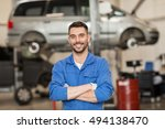 car service  repair ... | Shutterstock . vector #494138470