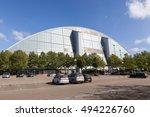 milton keynes  united kingdom   ... | Shutterstock . vector #494226760