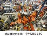 bursa  turkey  april 3  2015 ... | Shutterstock . vector #494281150