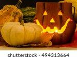 Jack O Lantern Candle Holder...