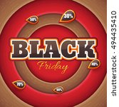 colorful background  black... | Shutterstock .eps vector #494435410