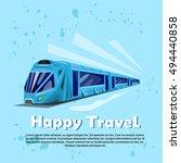 Happy Travel Banner Modern...