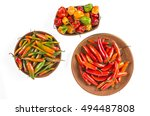 Mexican Variety Of Hot Peppers...