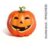 Halloween Pumpkin Jack O...