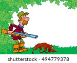 the illustration shows a male...   Shutterstock .eps vector #494779378
