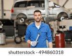 car service  repair ... | Shutterstock . vector #494860318