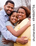family. loving father and...   Shutterstock . vector #494869756