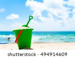 Beach Toy Sand Bucket