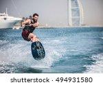 dubai  united arab emirates  ... | Shutterstock . vector #494931580