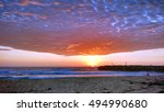 beach sushine | Shutterstock . vector #494990680