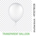 Transparent Vector Balloon ...