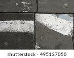 grunge floor | Shutterstock . vector #495137050