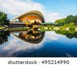 berlin  germany   circa june... | Shutterstock . vector #495214990