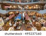milan  italy   september 27 ... | Shutterstock . vector #495237160