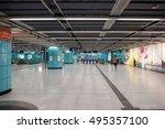 hong kong   october 25  2015 ...   Shutterstock . vector #495357100