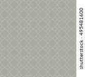 pattern abstract seamless... | Shutterstock .eps vector #495481600