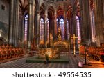 Clermont Ferrand Cathedral Is ...