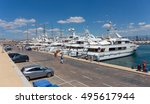 faliro  greece   may 26 ... | Shutterstock . vector #495617944