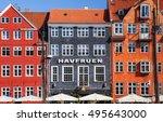 copenhagen  denmark   september ...   Shutterstock . vector #495643000