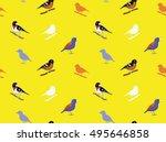 Bird Grosbeak Wallpaper