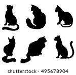 Vector Illustrations Of Black...