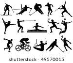sport | Shutterstock .eps vector #49570015
