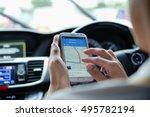 bangkok  thailand   sep 23 ...   Shutterstock . vector #495782194