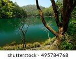 Lake Near Nainital