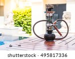 Traditional Arabic Shisha Pipe...