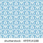 wallpaper in the style of... | Shutterstock . vector #495914188