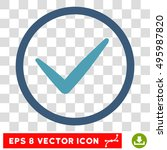 vector ok eps vector pictogram. ...
