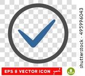 vector ok eps vector icon....