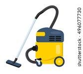 vacuum cleaner vector...
