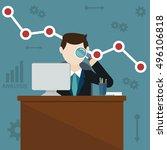 vector illustration of web... | Shutterstock .eps vector #496106818