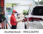 bangkok. thailand. september 28 ... | Shutterstock . vector #496126393