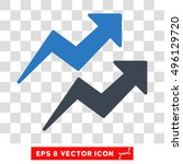 vector trends eps vector... | Shutterstock .eps vector #496129720