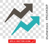 vector trends eps vector... | Shutterstock .eps vector #496144369