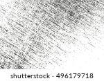 distressed overlay texture of... | Shutterstock .eps vector #496179718