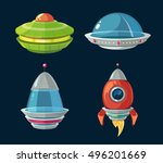 Spaceship And Spacecrafts...