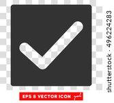 vector check eps vector icon....
