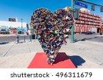 las vegas   september 27  2016  ... | Shutterstock . vector #496311679