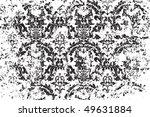 vintage grunge pattern  vector   Shutterstock .eps vector #49631884