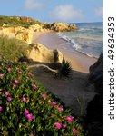 Algarve Beach In The Spring ...